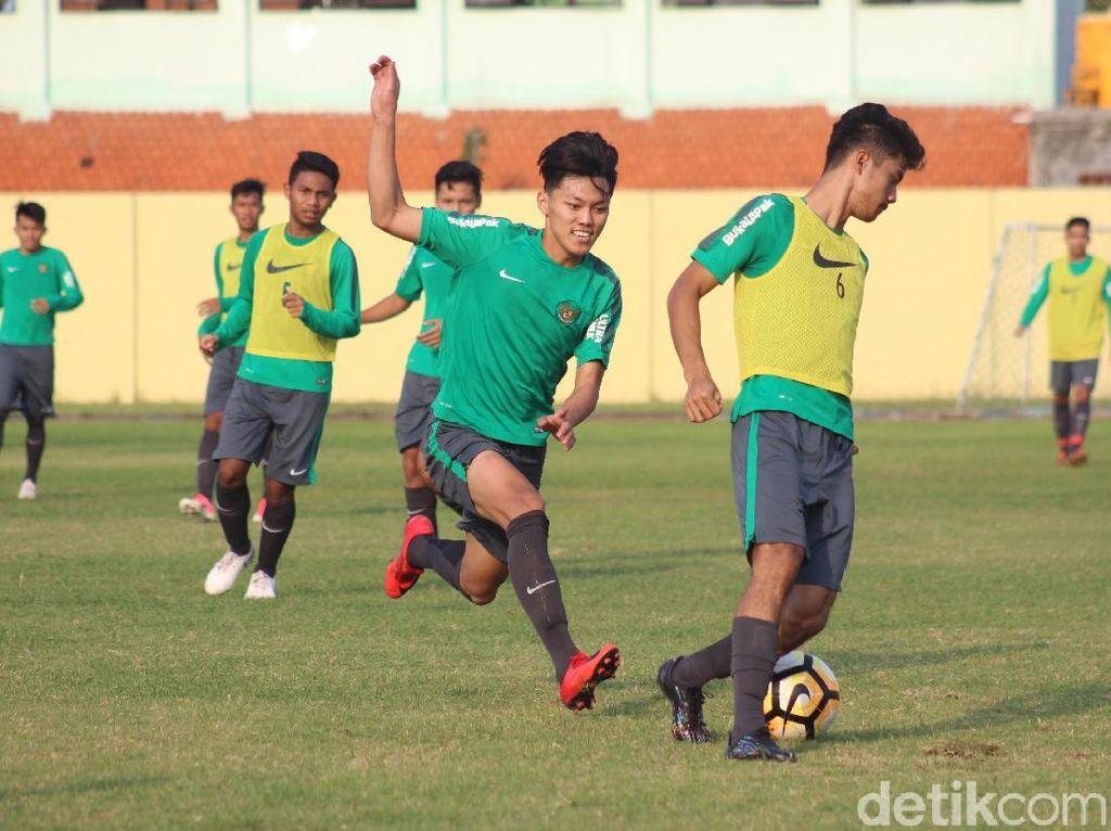 Tak Ada Egy di Skuat Timnas Indonesia untuk Piala AFF U-18 2018