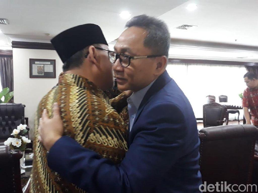 Ditemui Sudirman Said, Zulkifli: Idealnya Kita The Winner
