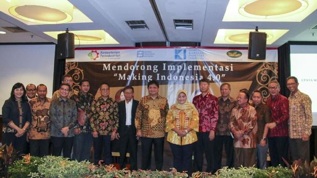 President University Siapkan SDM Unggul Menuju Industri 4.0