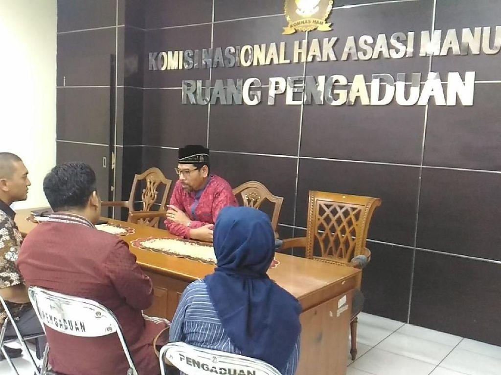 Datangi Komnas HAM, Pegawai KPK Tegaskan Kasus Novel Harus Diungkap