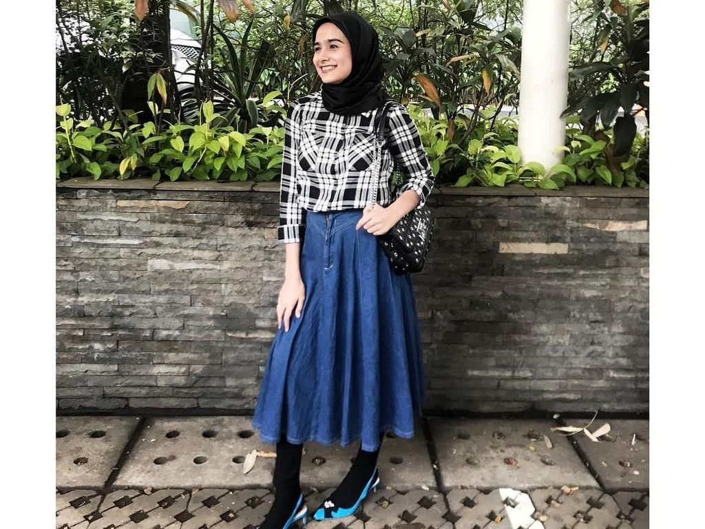 Intip Gaya Hijab Calon Ibu Wabup Bandung Barat, Cantik Mirip ABG
