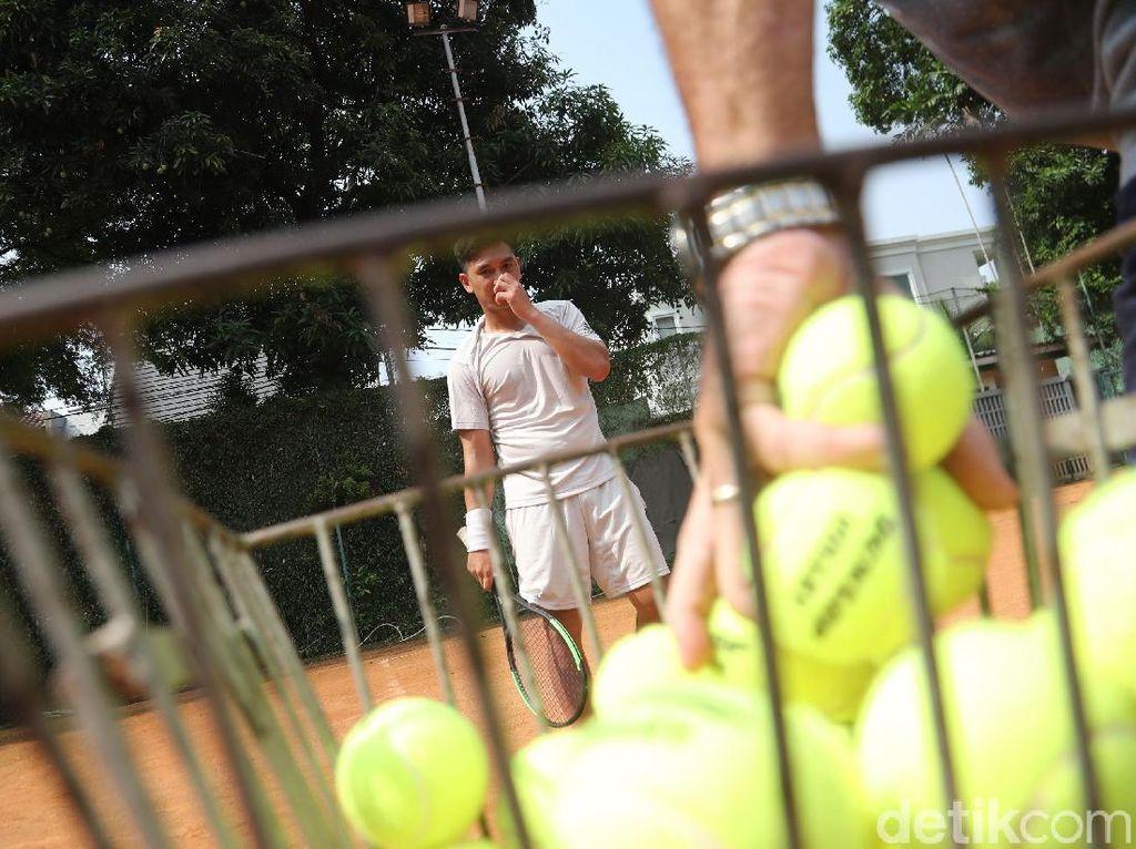 Christopher Rungkat Mengenal Tenis Sejak Balita