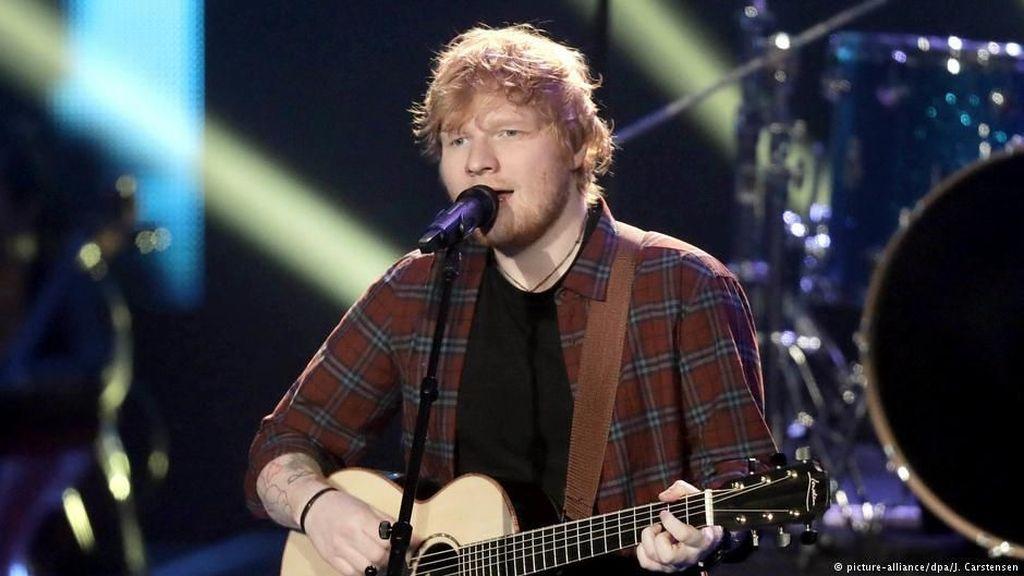 Catat! Konser di GBK, Tiket Ed Sheeran Dijual 5 Desember