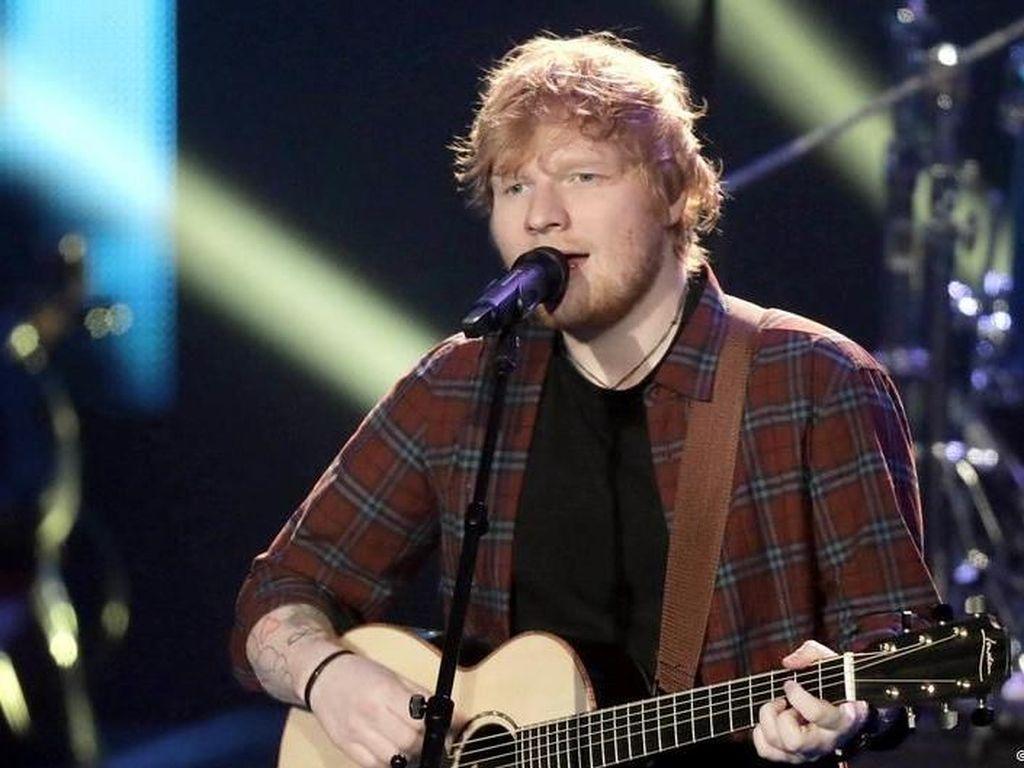 detikHOT Bagi-bagi Kuis Konser Ed Sheeran di Jakarta!
