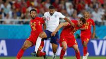 Inggris vs Belgia, Siapa Paling Banyak Penduduk Gemuknya?