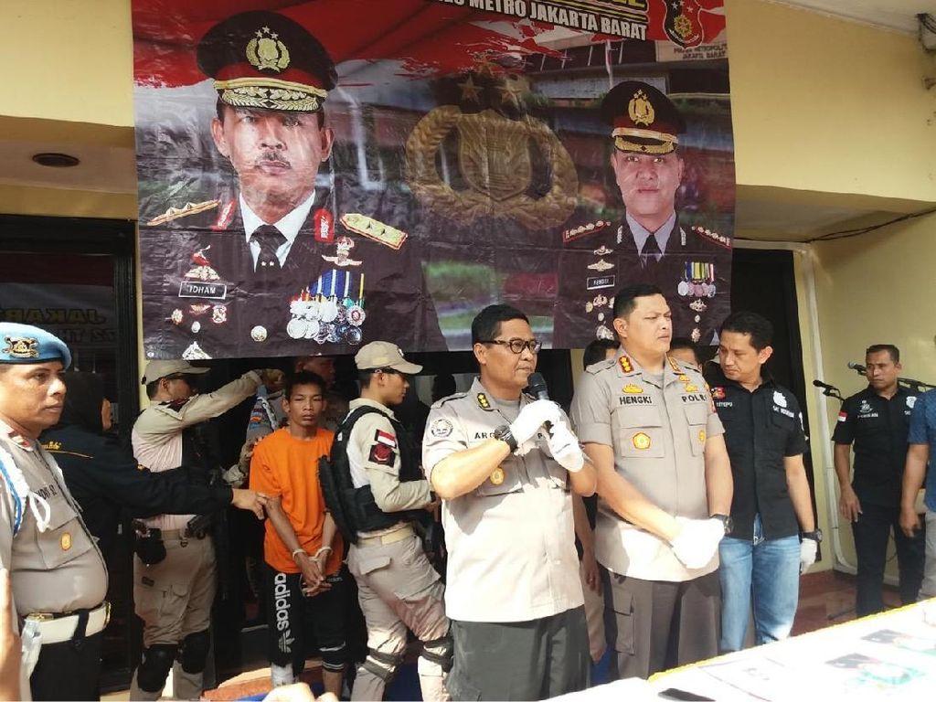 Polisi Sebut Bos Sindikat Penjambret Dirjen PUPR Tajir