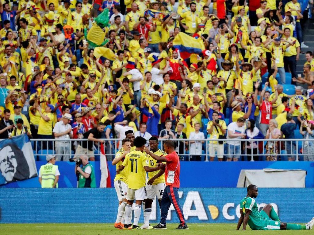 Klasemen Grup H Piala Dunia 2018: Kolombia ke Fase Knockout Didampingi Jepang