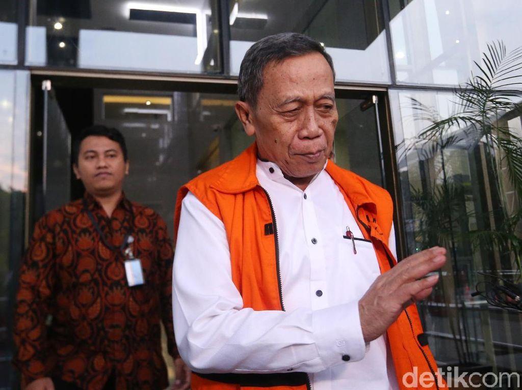 Amin Santono Segera Disidang Terkait Kasus Mafia Anggaran
