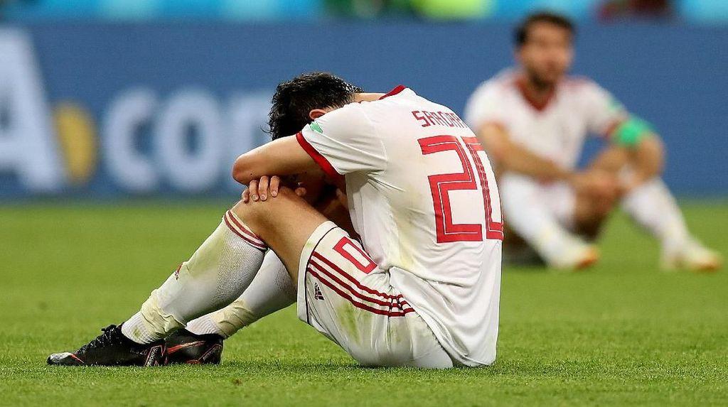Messi dari Iran, Layu Sebelum Berkembang