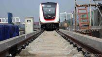 Meski Molor Operasi, LRT Jakarta Diklaim Tak Bebani Anggaran