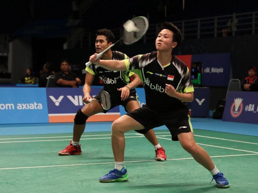 Tontowi/Liliyana dan Kevin/Marcus Tersingkir di Perempatfinal Malaysia Terbuka