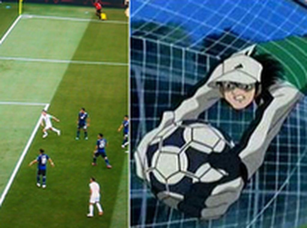 Meme Penyelamatan Heroik Eiji Wakabayashi Kawashima