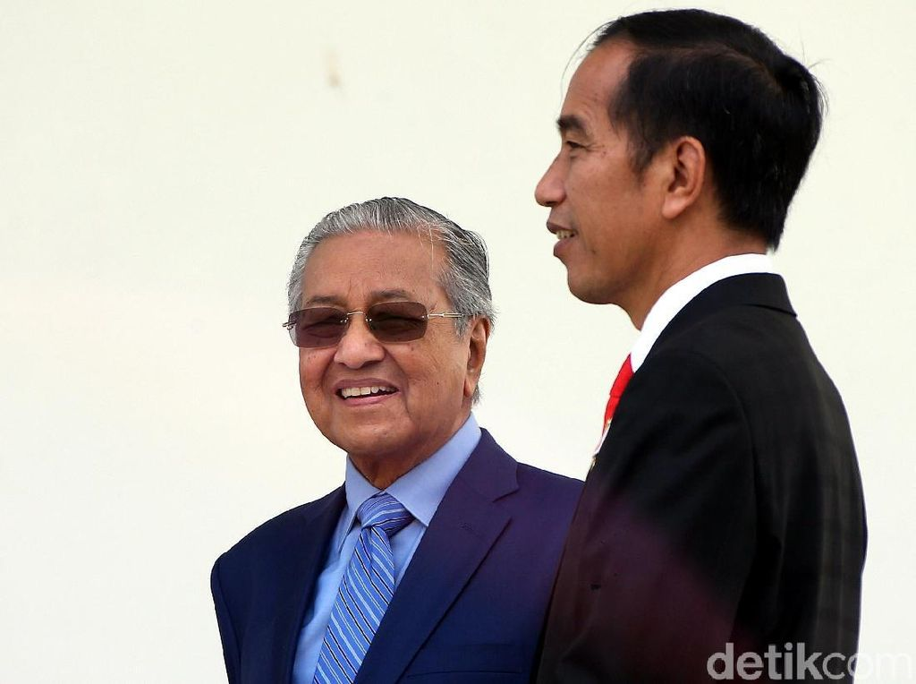 Mahathir Mengaku Tak Tahu Lobi Indonesia untuk Pembebasan Siti Aisyah