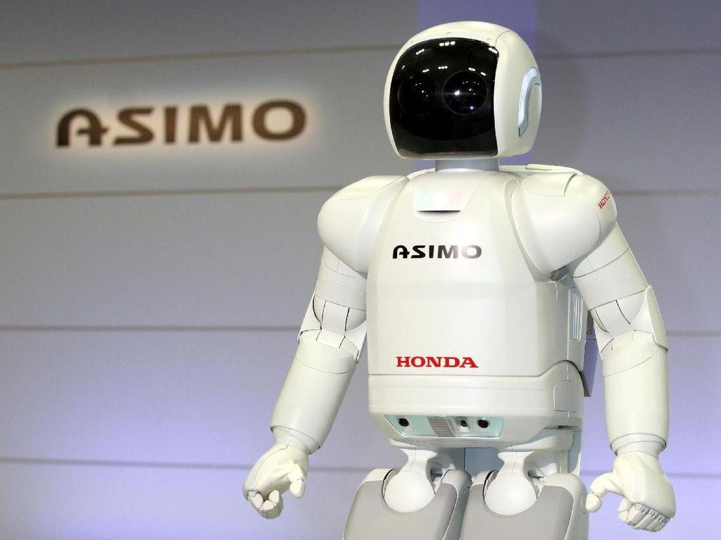 Honda Akhiri Riwayat Robot Canggih Asimo, Kenapa?