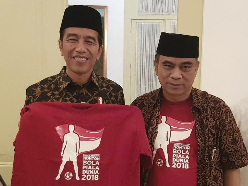Prabowo Tolak Percaya Hasil Pemilu, Projo: Lalu Mau Bubarin NKRI?