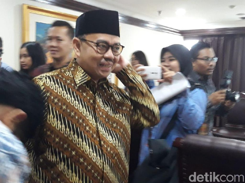 Sudirman Said Temui Presiden PKS Minta Saran soal Hasil Pilkada