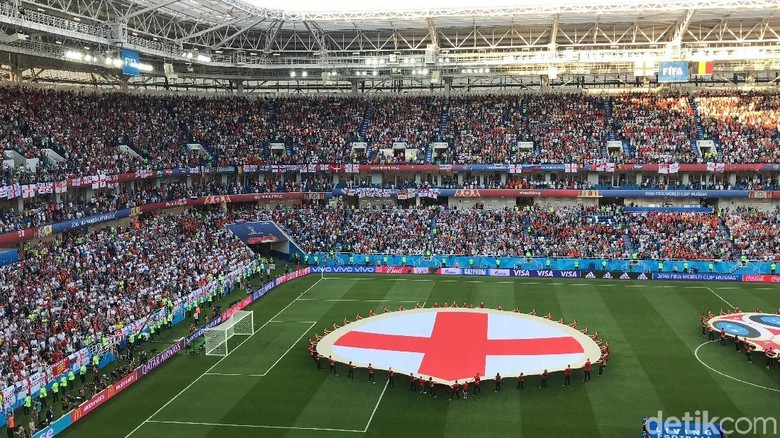Fans Inggris: Auf Wiedersehen, Jerman!