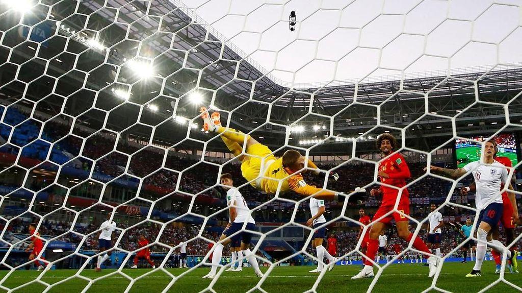 Gol Cantik Januzaj yang Bungkam Inggris