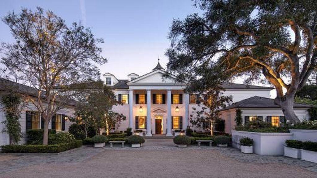 Rumah Tetangga Oprah Winfrey Dijual Rp 658 M, Yuk Lihat Bentuknya