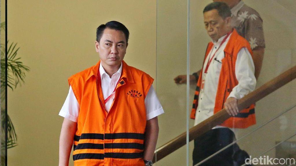 Pemeriksaan Lanjutan Kasus Korupsi Bakamla