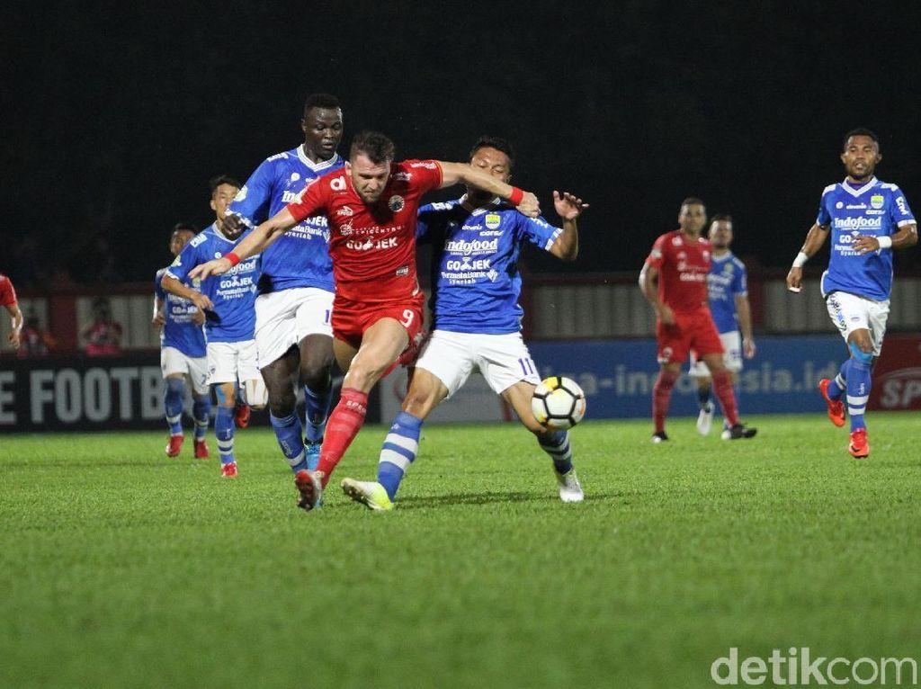 Persija Tundukkan Persib 1-0