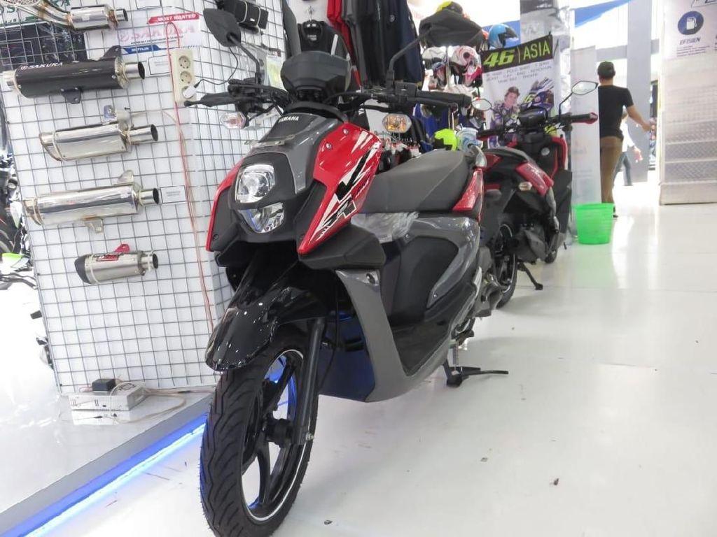 Answer Back System X-Ride Terbaru Tak Bisa Dipakai di Model Lama