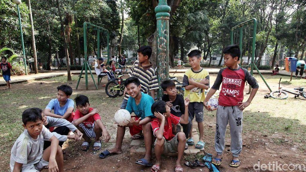 DKI Jakarta Rencanakan Perluasan Ruang Terbuka Hijau