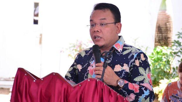 Juru Debat BPN Prabowo-Sandi, Saleh Partaonan Daulay.