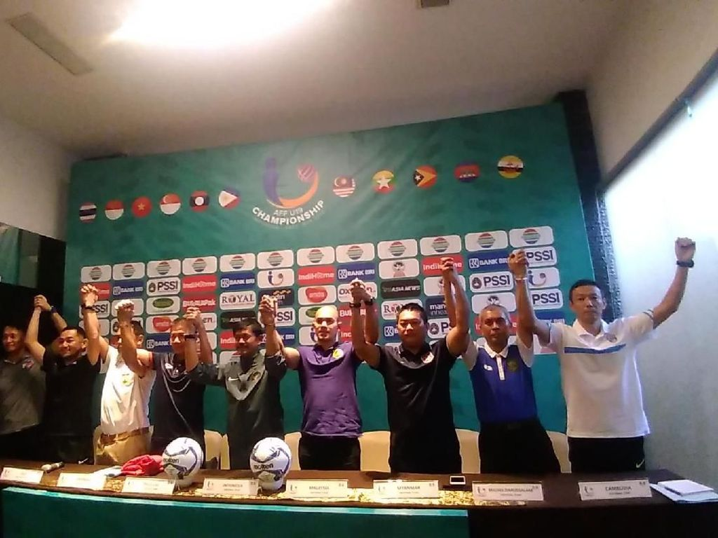 Indra Sjafri Tak Sepelekan Lawan di Piala AFF U-19