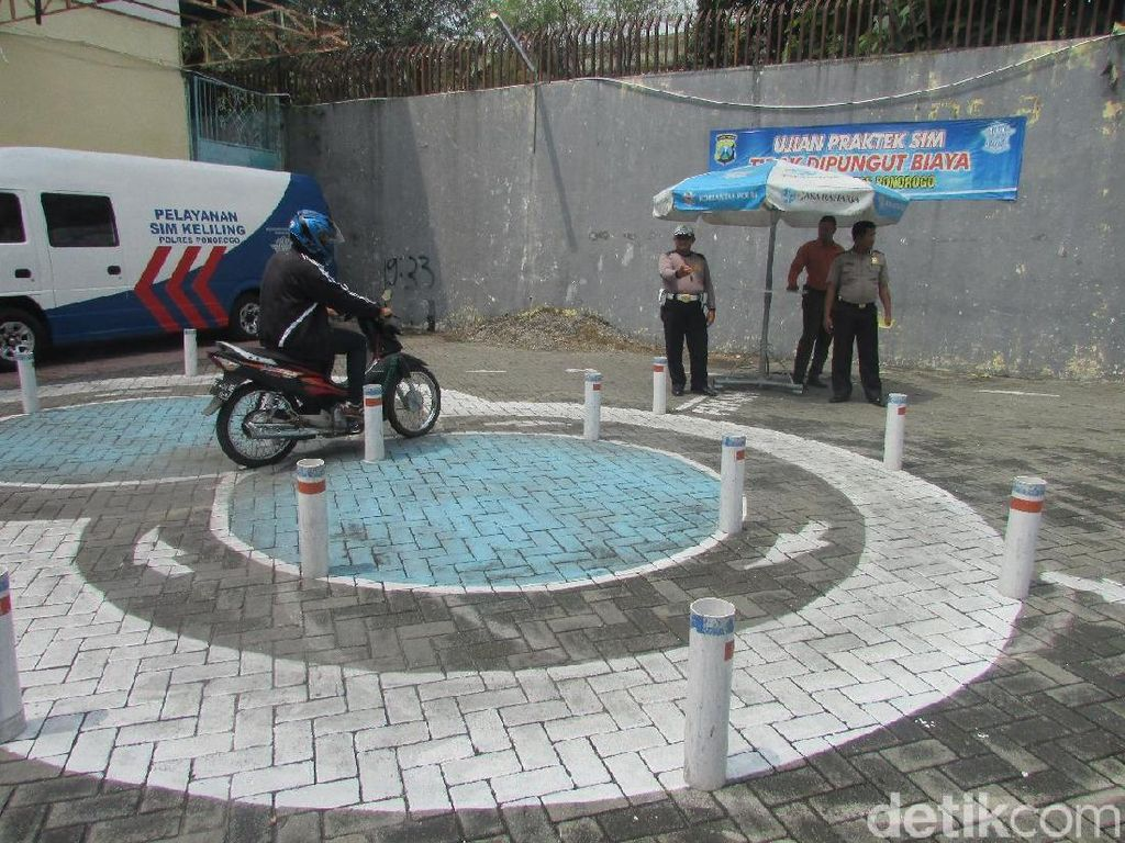 Mau Dapat SIM Gratis di Polres Ponorogo, Ini Syaratnya
