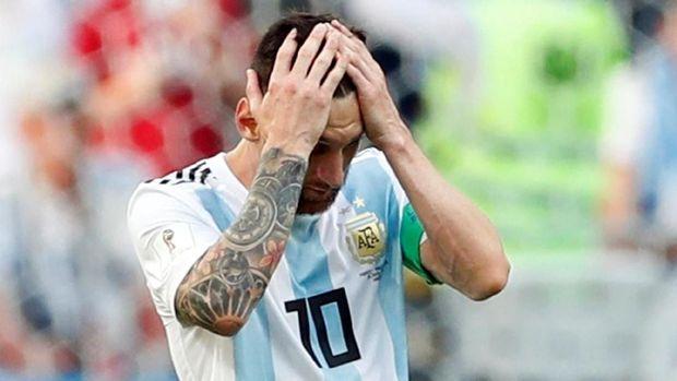 Lionel Messi disebut berharap Barcelona membeli Paul Pogba.