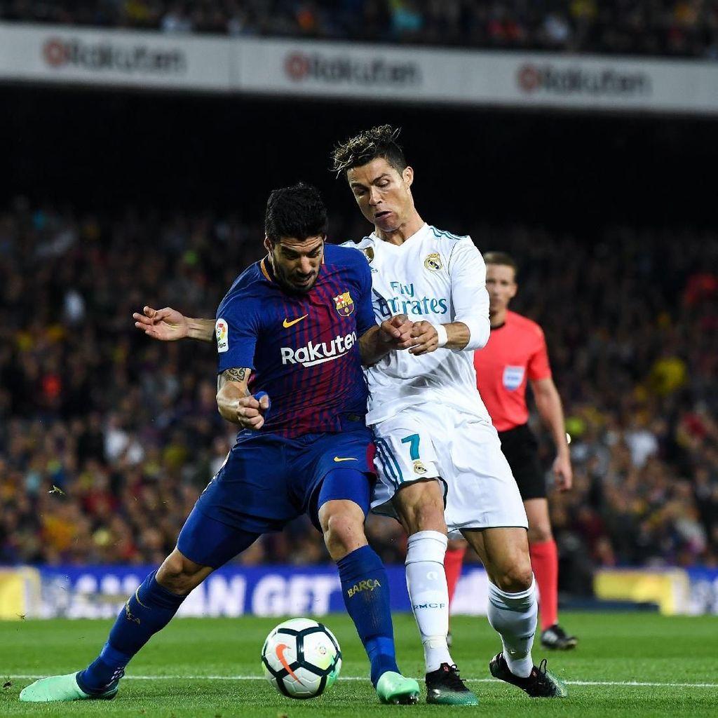 Ditinggal Ronaldo, Bagaimana Nasib La Liga?