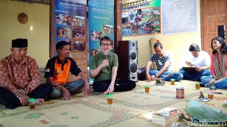 Foto: Kunjungan ke Desa Wisata Pancoh di Sleman (Ristu Hanafi/detikTravel)