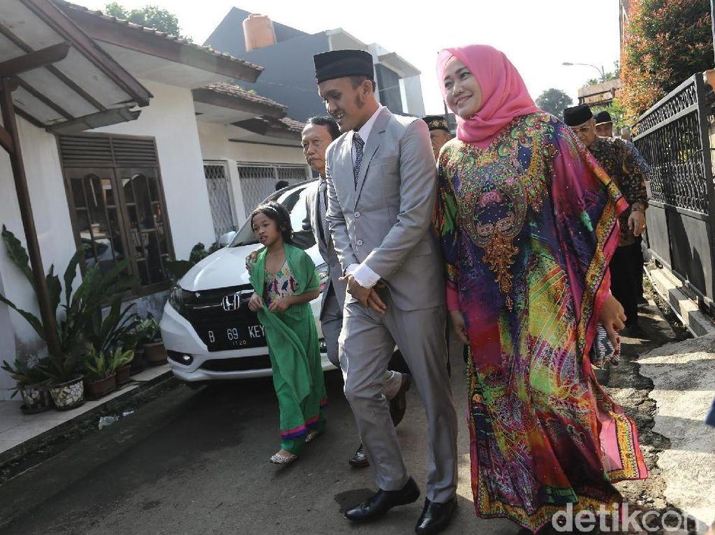 Tiba di Rumah Calon istri untuk Ijab Kabul, Wajah Caisar Tegang