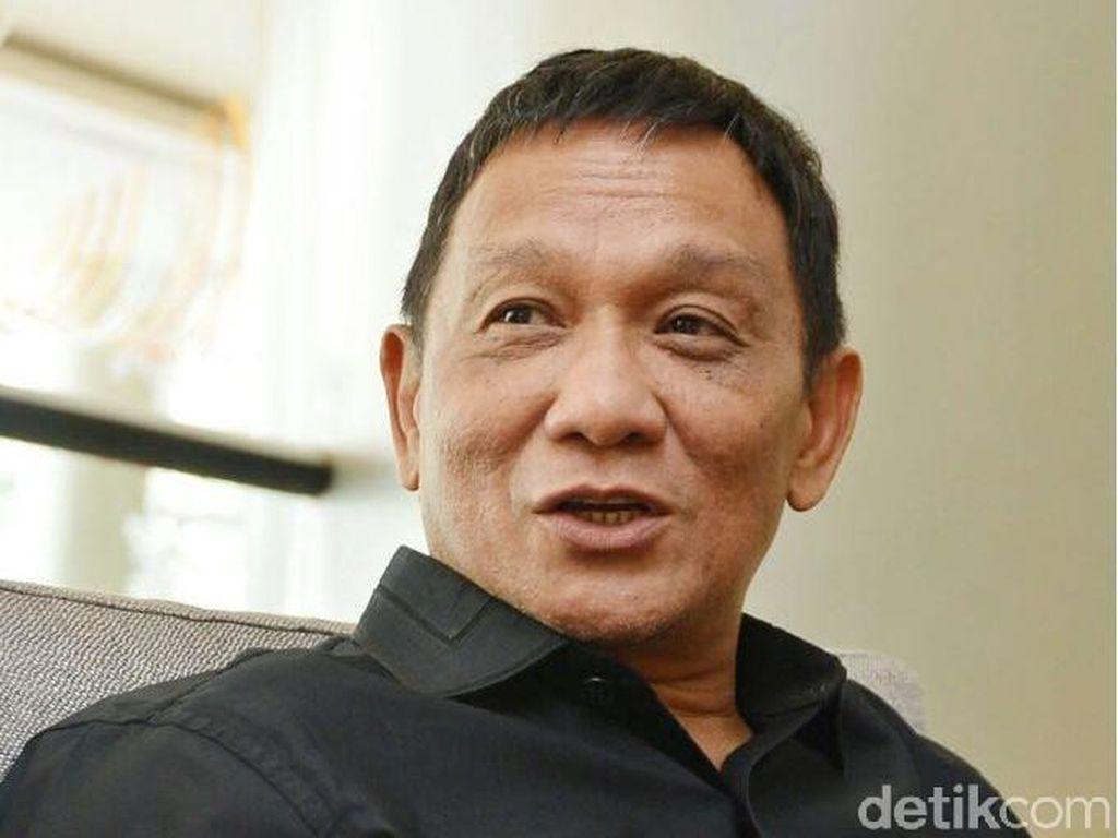 Fadli Potong Rambut di Lokasi Jokowi Cukur, Inas Hanura: Plagiat Ulung