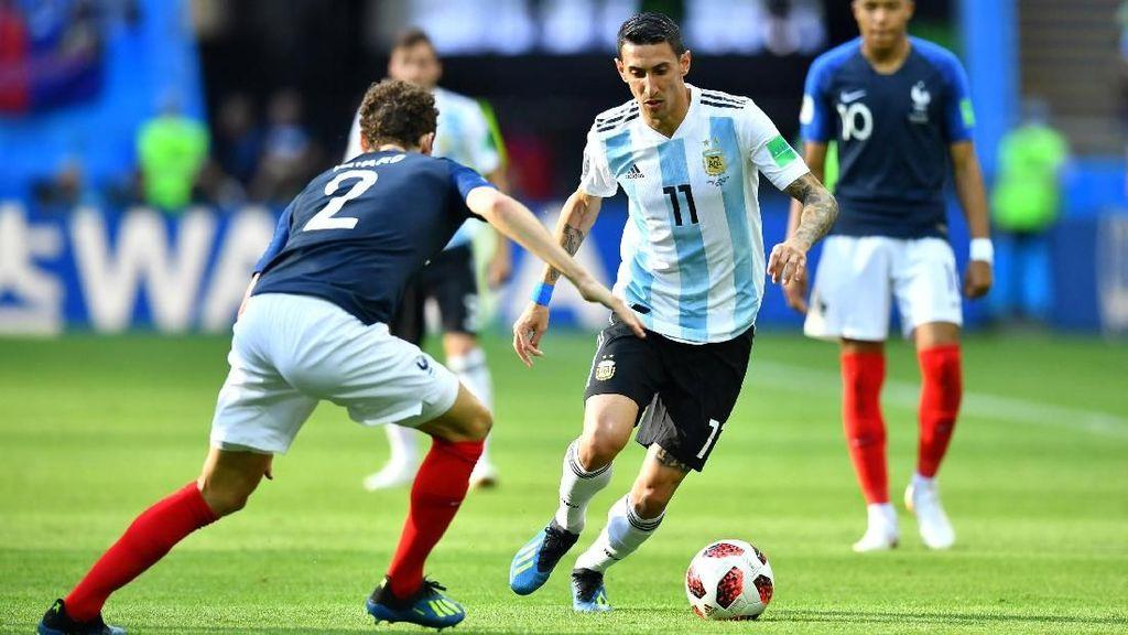 Video: Jual Beli Gol Prancis-Argentina Saat Skor 2-2