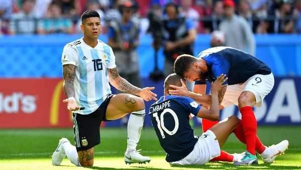 Tonton Lagi Yuk Video Gol-gol yang Habisi Messi Cs