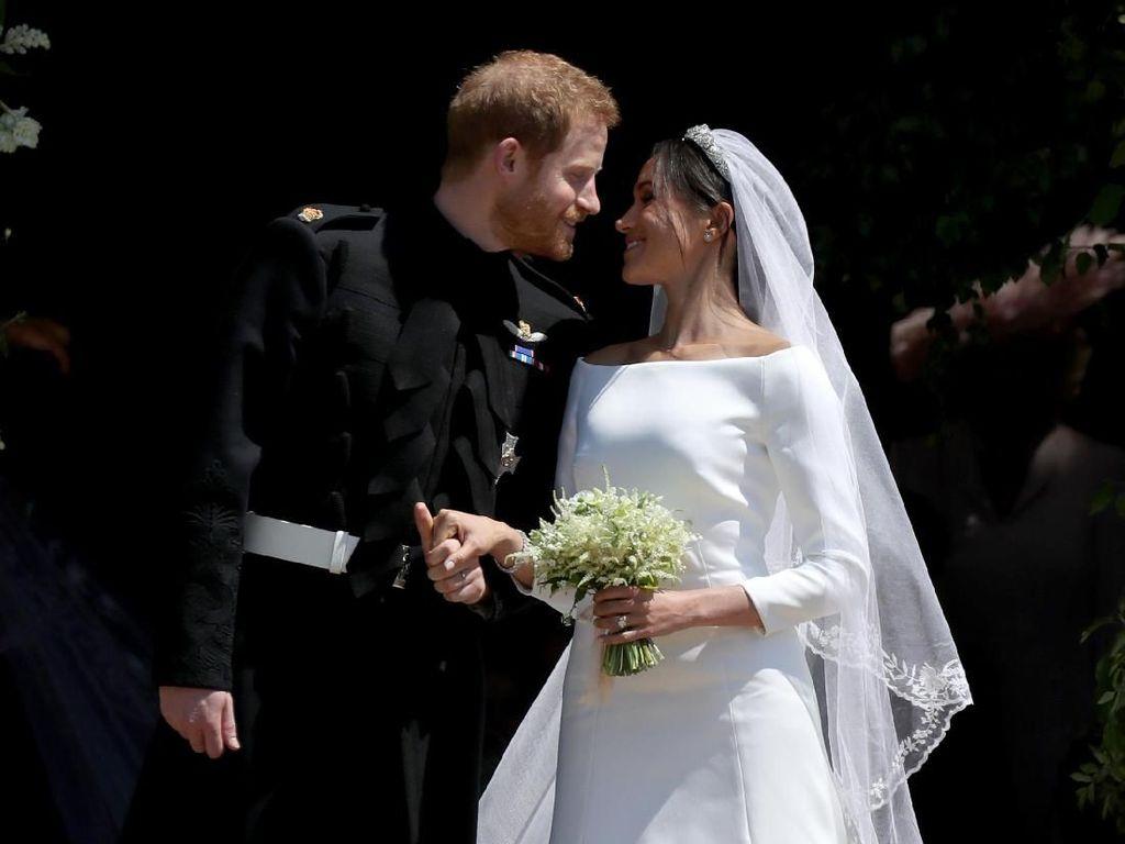 Manis! Ini Panggilan Sayang Pangeran William dan Harry ke Istri-istrinya