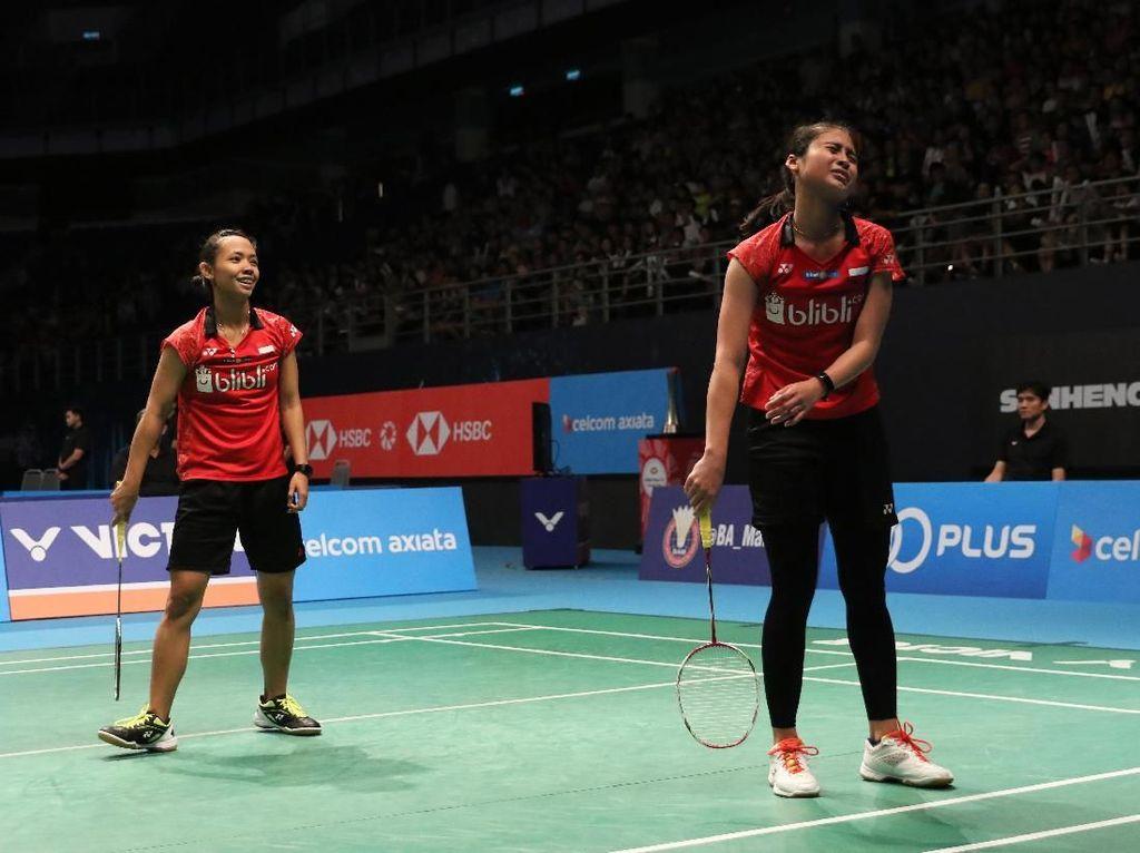 Indonesia Tanpa Wakil di Final Malaysia Terbuka