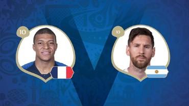 Prancis Vs Argentina: Duel Skuat Mahal