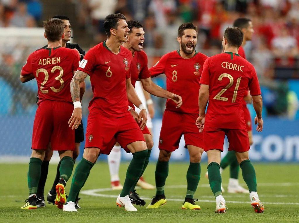 Portugal Ingin Jadi Tim Pertama yang Bobol Gawang Uruguay di 2018
