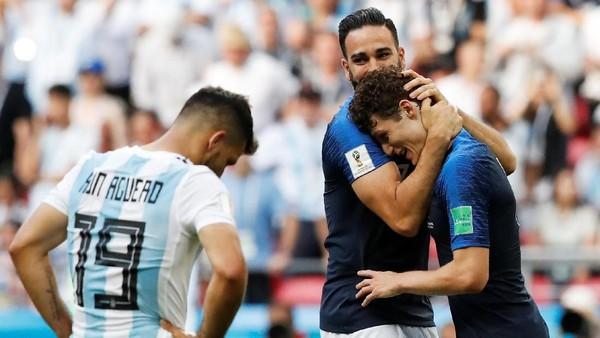 Video Highlights: Prancis Vs Argentina 4-3