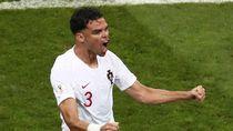 Video: Sundulan Pepe Samakan Skor, Uruguay 1-1 Portugal