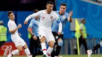 Video Highlights Babak I Uruguay Vs Portugal