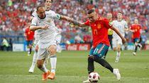 Video Highlights Babak Tambahan Spanyol Vs Rusia