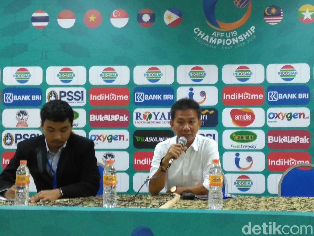 Piala AFF U-19: Vietnam Sesali Hasil Seri