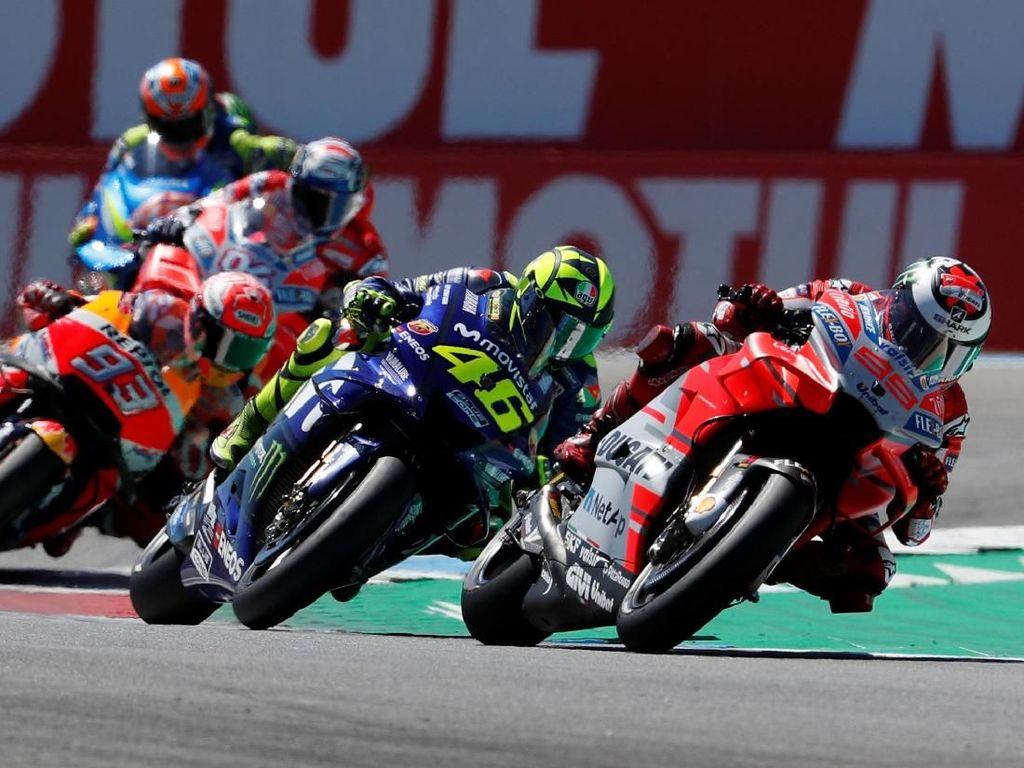 Saatnya Menguji Ketelitian Para Rider di MotoGP Belanda