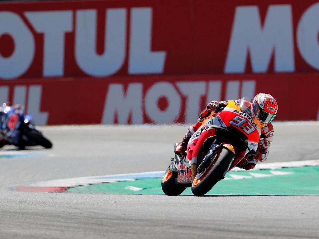 Balapan Sengit, Marc Marquez Juara MotoGP Belanda