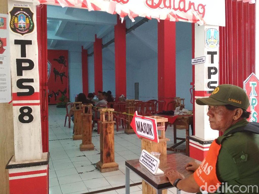 Coblos Ulang di Blitar, Bawaslu Jatim: Murni Kesalahan Administrasi