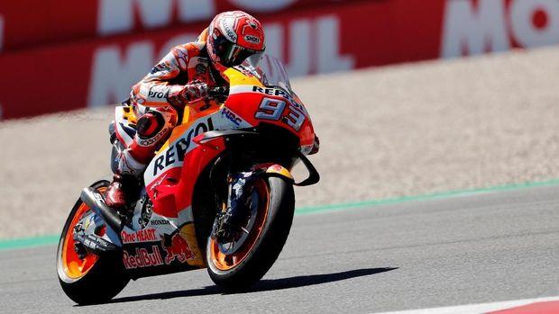 Marc Marquez sudah empat kali jadi juara dunia MotoGP dalam lima musim perdananya.